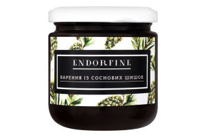 Варенье из сосновых шишек Endorfine с/б 234г