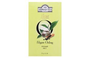 Чай зеленый листовой Elegant Oolong Ahmad Tea к/у 75г