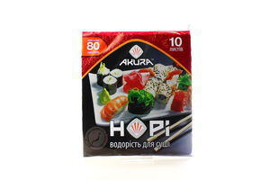 Водорості Akura Норі для суші 10 листів