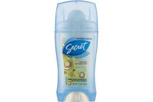 Secret Antipersipirant/Deodorant Scent Expressions Invisible Solid Cocoa Butter Kiss