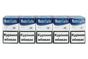 Сигареты Monte Carlo Blue 20шт