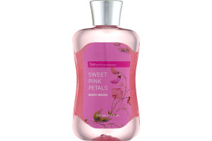 be bath escapes Sweet Pink Petals Body Wash
