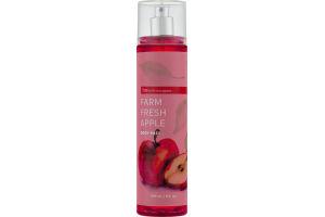 be bath escapes Farm Fresh Apple Body Mist