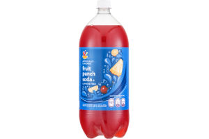 Ahold Fruit Punch Soda