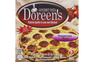 Doreen's Gourmet Pizza Pepperoni