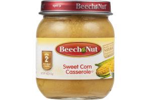 Beech Nut Stage 2 Sweet Corn Casserole