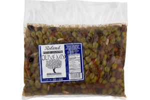 Roland Pitted Country Olive Mix