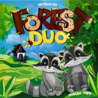 Гра настільна для дітей від 4років №30867 Forest Duo Strateg 1шт