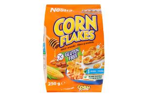 Сніданок сухий з вітамінами Honey nut Corn flakes Nestle м/у 250г