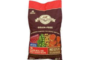 Supreme Source Grain-Free Dog Food Salmon Meal and Sweet Potato