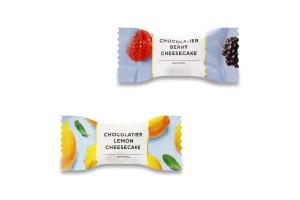 Цукерки Berry&Lemon Cheesecake Mix Chocolatier кг