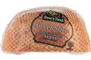 Boar's Head Sweet Slice Boneless Smoked Ham