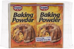Dr. Oetker Baking Powder - 6 CT