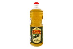 Масло з оливкових вижимок Maestro de Oliva п/пл 1л