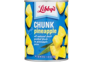 Libby's Chunk Pineapple