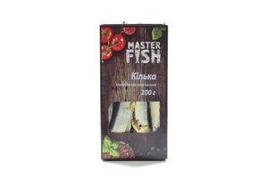 Килька Master Fish х/к к/у 200г