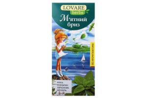 Чай Мятный бриз Lovare herbs к/у 20*1.8г/уп