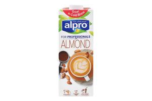 Напиток миндальный Alpro т/б 1л