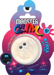 Іграшка Monster Gum Жуйка для рук перламутр CP83L16024