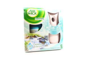 Освежитель воздуха автоматический Свежесть водопада Freshmatic Air Wick 250мл