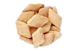 Вироби борошняні здуті зі смаком полуниці з вершками Повітряні Крумирі Золоте Зерно кг