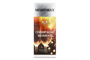 Чай чорний та зелений Champagne moments Monomax к/у 25x1.5г