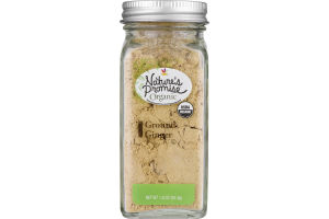 Nature's Promise Organic Ground Ginger