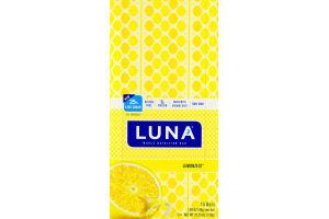 Luna Whole Nutrition Bar Lemonzest - 15 CT