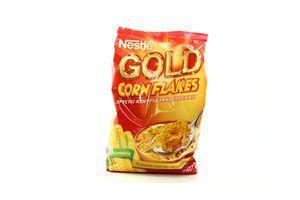 Хлопья кукурузные Gold Nestle м/у 250г