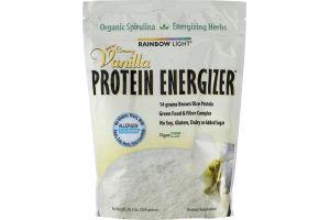Rainbow Light Protein Energizer Creamy Vanilla