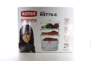 Пароварка Rotex RST76-C 629710