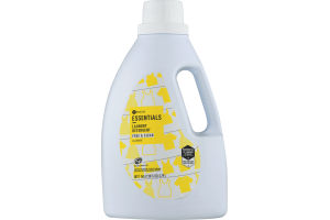 Essentials Laundry Detergent Free & Clear