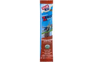 Clif Kid Organic Z Fruit Strawberry Twisted Fruit Snack