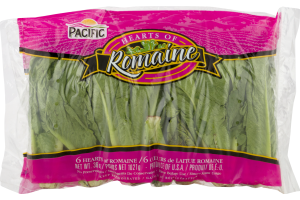 Pacific Hearts of Romaine - 6 CT
