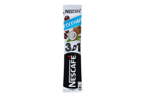 Напій кавовий розчинний 3в1 Coconut Nescafe м/у 13г