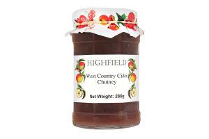Чатни Highfield Preserves из яблочного сидра