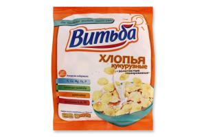 Пластівці кукурудзяні Золотисті глазуровані Витьба м/у 75г