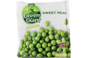 Green Giant Steamers Sweet Peas