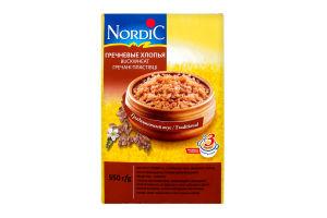 Пластівці гречані Nordic 550г