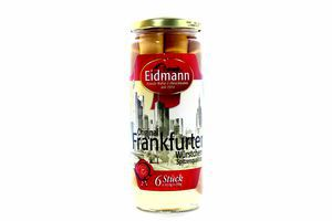 Ковбаски Eidmann Original Frankfurter с/б 540г Німеччина