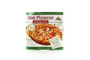 Піца Don Pizzeron Баварская Три медведя 350г