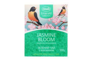 Чай зеленый Премія Jasmine Bloom китай лист с жасм