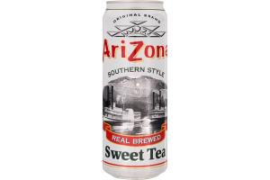 AriZona Real Brewed Sweet Tea