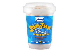 Мороженое 10% с карамельным соусом Золотой ключик Лімо ст 100г