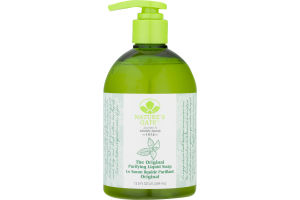 Nature's Gate Purifying Liquid Soap Original