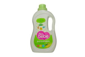 Засіб д/автоматичного,ручного прання Teo bebe Tender Aloе для дитячих речей 1300мл