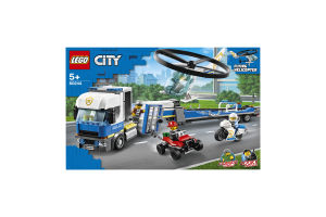 Конструктор для детей от 5лет №60244 Сity Lego 1шт
