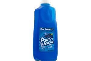 Fruit Rush Blue Raspberry