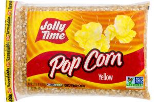 Jolly Time Pop Corn Yellow