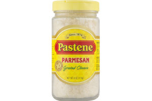 Pastene Parmesan Grated Cheese